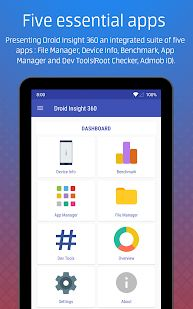 Droid Insight 360 File App Manager Device Info8