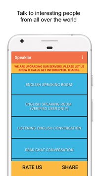 English Speaking Practice App Speaklar2