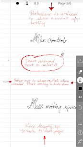 INKredible Handwriting Note1