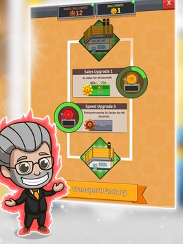 Idle Factory Tycoon2