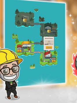 Idle Factory Tycoon3