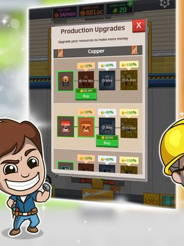 Idle Factory Tycoon4