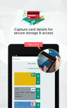 Kaspersky Password Manager Secure Wallet Keeper6