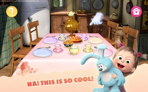 Masha and the Bear Child Games Cooking Adventure3