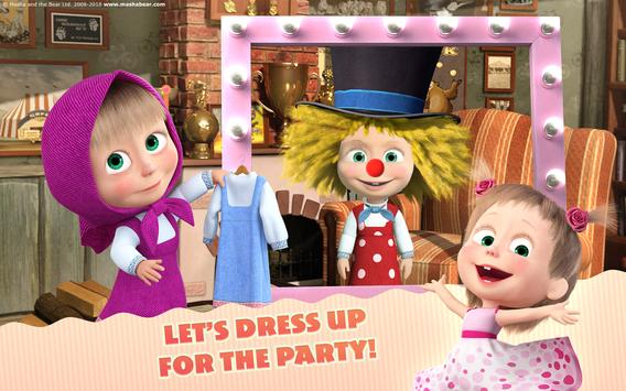 Masha and the Bear Child Games Cooking Adventure4