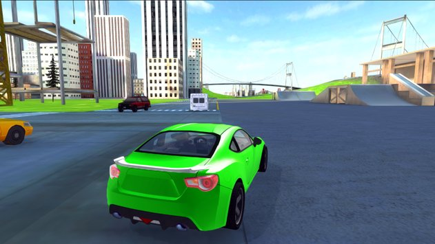 Real Car Driving Simulator4