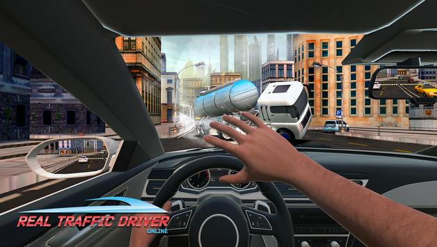 Real Traffic Driver Online 2018 2