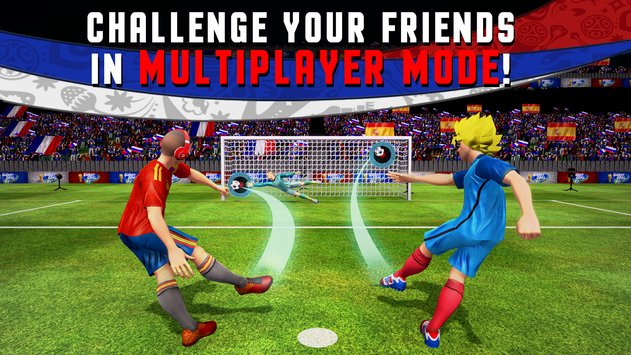 Shoot Goal Multiplayer Soccer Cup 2019 6