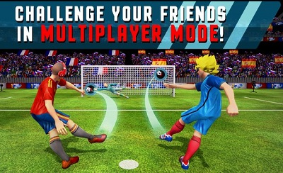 Shoot Goal Multiplayer Soccer Cup 2019