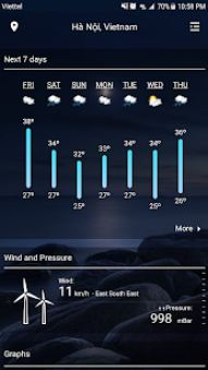 Weather Pro Weather Real time Forecast2