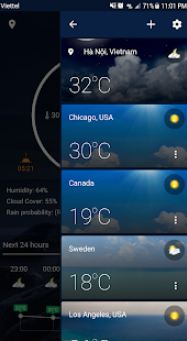 Weather Pro Weather Real time Forecast3
