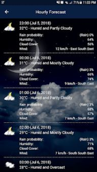 Weather Pro Weather Real time Forecast5