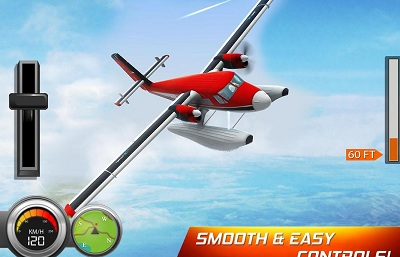 Airplane Flight Simulator Aircraft Flying Games