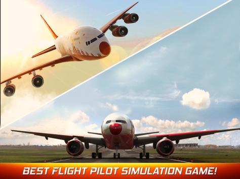 Airplane Flight Simulator Aircraft Flying Games6