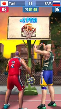 Basketball Shoot 3D 2
