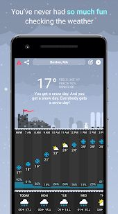 CARROT Weather5
