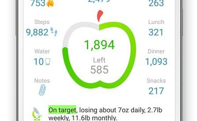 Calorie Counter MyNetDiary