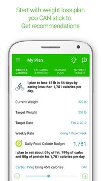 Calorie Counter MyNetDiary2