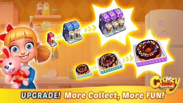 Crazy Chef Fast Restaurant Cooking Game3