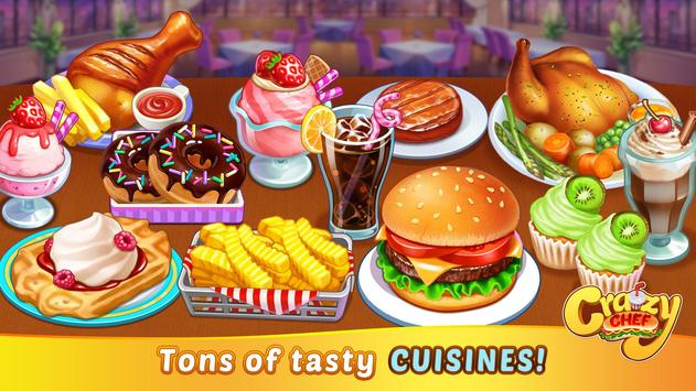 Crazy Chef Fast Restaurant Cooking Game4