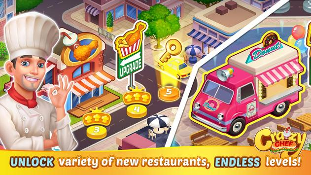Crazy Chef Fast Restaurant Cooking Game5