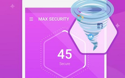 Max Security Free Phone Booster COOLER CLEANER