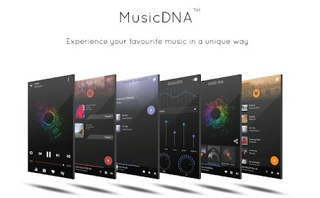Music Player Pro DNA8