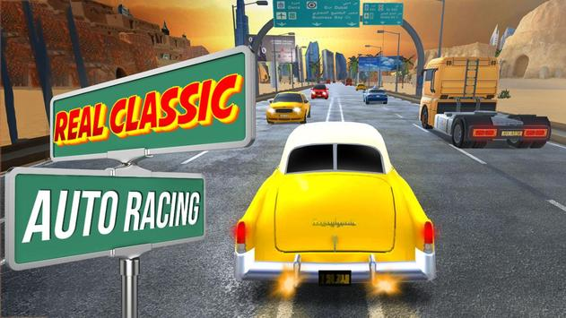 Real Classic Auto Racing -VR Highway Car Race 5