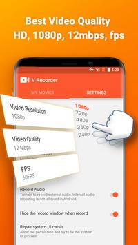 Screen Recorder VideoShow with audio Video Editor4