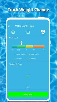 water drink time water tracker hydration3
