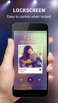 Music Player Colorful Themes Equalizer4