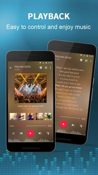 Music Player Colorful Themes Equalizer5
