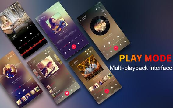Music Player Colorful Themes Equalizer7