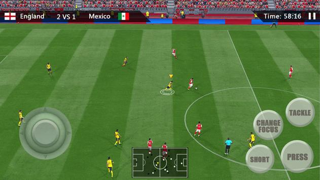Real Soccer League Simulation Game3