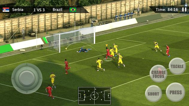 Real Soccer League Simulation Game4