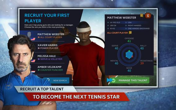 Tennis Manager 2018