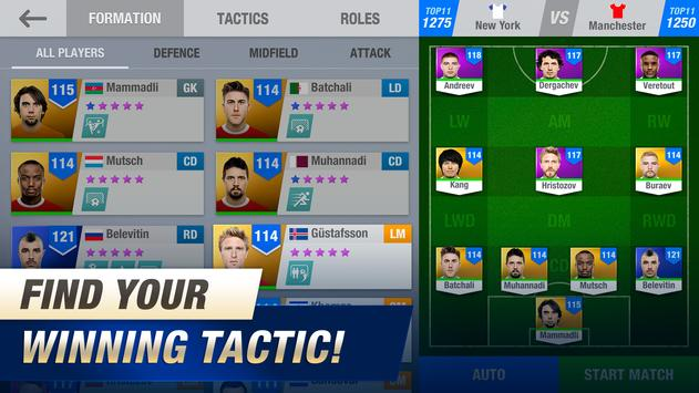 11x11 Soccer Club Manager 5