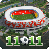 11x11 Soccer Club Manager