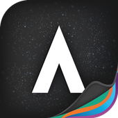 Apolo Launcher Boost theme wallpaper hide apps