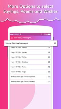 Birthday Wishes Messages Poems Greetings4