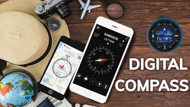 Digital Compass for Android1