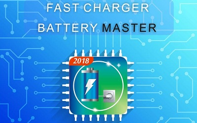 Fast Charger Battery Master Battery Saver Master