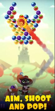 Fruity Cat Pop bubble shooter3