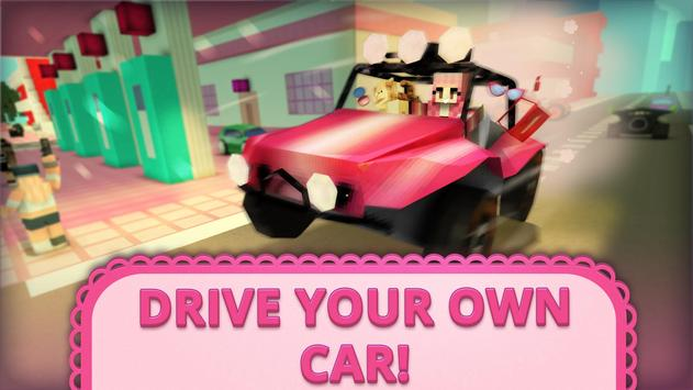 Girls Car Craft Parking Awesome Games For Girls1