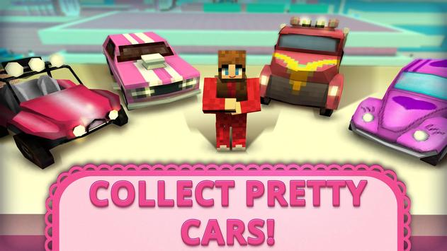 Girls Car Craft Parking Awesome Games For Girls2