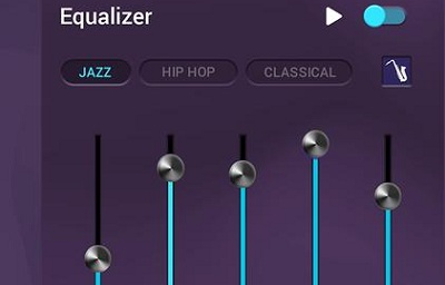 Music Surround Equalization Bass Equalization