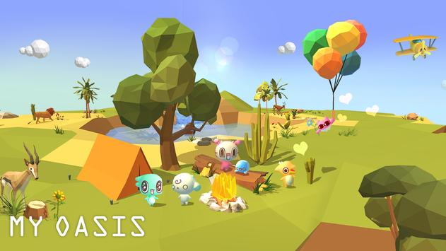 My Oasis Calming and Relaxing Incremental Game2
