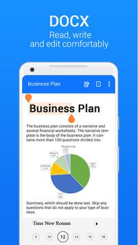 Office for Android Word Excel PDF Docx Slide2
