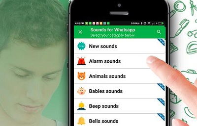 Sounds for Whatsapp The Best Ringtones