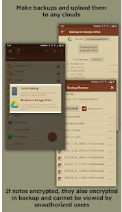 VIP Notes keeper for passwords documents files9